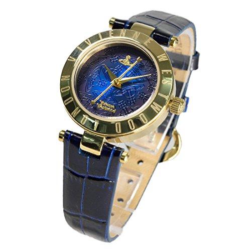 ヴィヴィアン・ウエストウッド Vivienne Westwood 並行輸入品 レディース 腕時計 アナログ オーブ レザーベルト VV092NVNV ネイ...