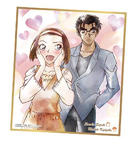 【京極真 & 鈴木園子】名探偵コナン 色紙ART 2