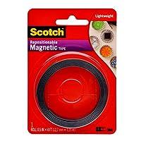 "Scotch (TM) Magnetic Tape .5""X4'- (並行輸入品)"