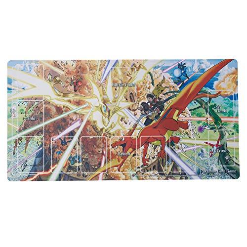 ポケモンセンターオリジナル ポケモンカードゲーム ラバープレイマット -Yusuke Murata- ウルトラネクロズマ空中戦