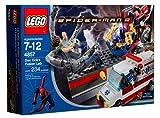 レゴ (LEGO) スパイダーマン2 ドック・オクの実験室 4857