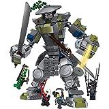 LEGO レゴ 70658 互換 ニンジャゴー風 ONI・タイタン ミニフィグ付き L73
