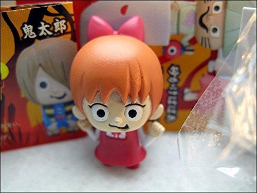 ミニフィギュアコレクション ゲゲゲの鬼太郎 GeGeGe no Kitaro Figure pansonworks サイズ約H4cm前後 ネコ娘 A 箱台紙付き