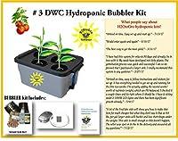 H2OtoGro? Hydroponic BUBBLER Complete kit #3~16x10 4 site [並行輸入品]