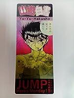 ジャンプ展 幽遊白書来場記念証 限定 入場特典カード 飛影 蔵馬 幽助 Hero's Monday 5/21 チェンジングカード