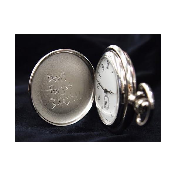 鋼の錬金術師 エドの懐中時計の紹介画像2