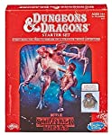 DUNGEONS & DRAGONS - NETFLIX - Stranger Things - Roleplaying Game Starter Set - 2 exclusive figures - 3+ Players...