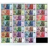 ジンバブエドル コンプリートセット 27枚セット 1~100兆ドル ハイパーインフレ ジンバブエドル 紙幣