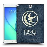 オフィシャルHBO Game of Thrones Arryn ダーク・ディストレス Samsung Galaxy Tab A 9.7 専用ハードバックケース