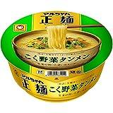 マルちゃん マルちゃん正麺 カップ こく野菜タンメン 96g×12個