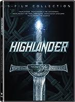 Highlander 5-Film Collection/ [DVD] [Import]