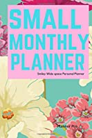 Smiley Monthly Planner