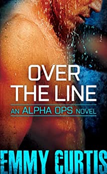 Over the Line (Alpha Ops) by [Curtis, Emmy]