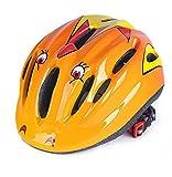 Horizonホリゾン 15歳以下 子供用 ヘルメット オレンジ目 53~58cm