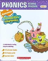 Phonics Box Set: 12 Book Reading Program (Nick, Spongebob Squarepants)