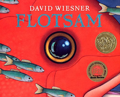 Flotsam (Caldecott Medal Book)の詳細を見る