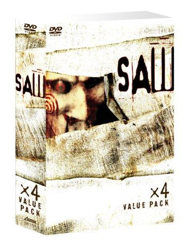 ソウ×4 バリューパック (初回限定生産4枚組) [DVD]の詳細を見る