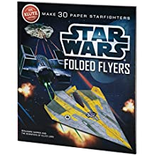 STAR WARS FOLDED FLYERS SGL^STAR WARS FOLDED FLYERS SGL
