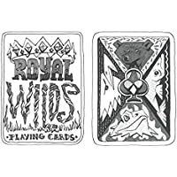 Wilddeckdotcom Royal Wilds トランプ バイスクル/キックスターター