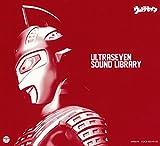 ウルトラセブン放送開始50年 特別企画 ウルトラセブン サウンドライブラリー   (日本コロムビア)