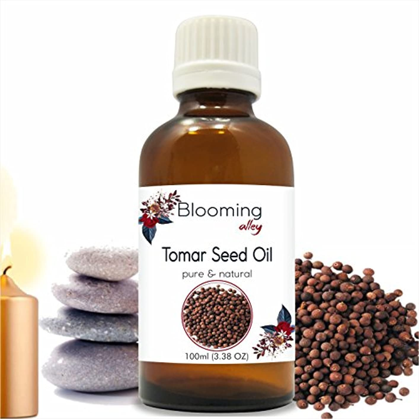 意志ユダヤ人画家Tomarseed Oil(Zanthozylum Armathum) Essential Oil 100 ml or 3.38 Fl Oz by Blooming Alley