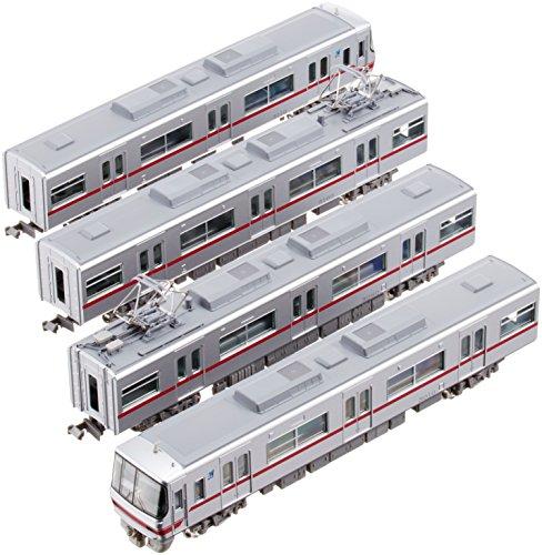 Nゲージ 4185 名鉄5000系 (SS143台車) 基本4輛 (塗装済完成品)
