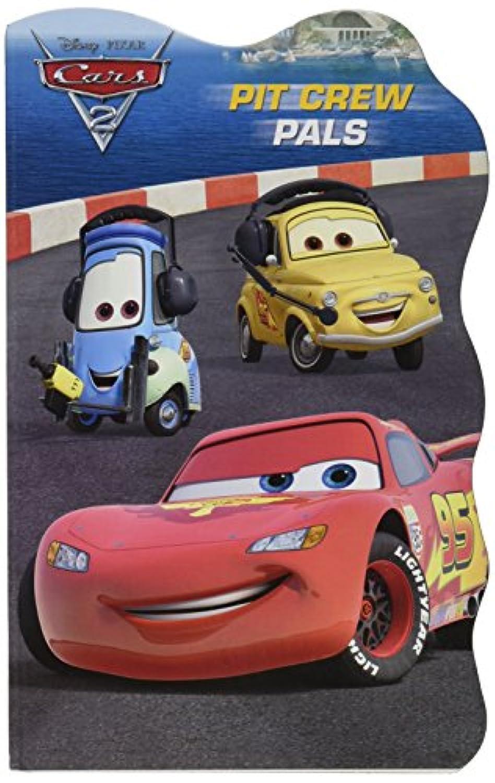 Disney Cars Board Books - Set of 2 (Disney/Pixar) by Disney Cars