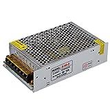Hommy AC110,220V 5V 12A 60W LEDストリップライト照明電源アダプタ