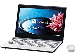 日本電気 LAVIE Note Standard - NS750/BAW クリスタルホワイト PC-NS750BAW