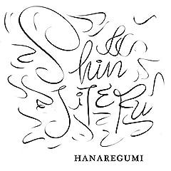 ハナレグミ「太陽の月」の歌詞を収録したCDジャケット画像