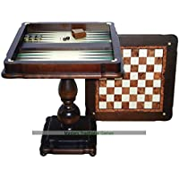 Italfama Chess and Backgammon Table (58cm)