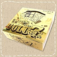 GOLD7 ゴールドセブンチョコ 金券当りクジ付き【ジャック製菓】100個入り1BOX