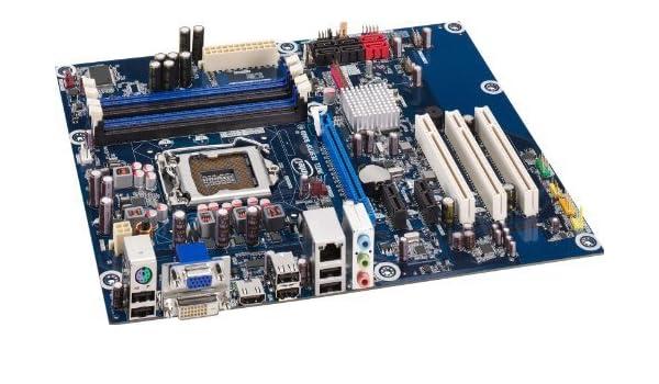 Intel Socket 1156//Intel H55//DDR3-1333//A/&GbE//ATX Motherboard Bulk BLKDH55HC