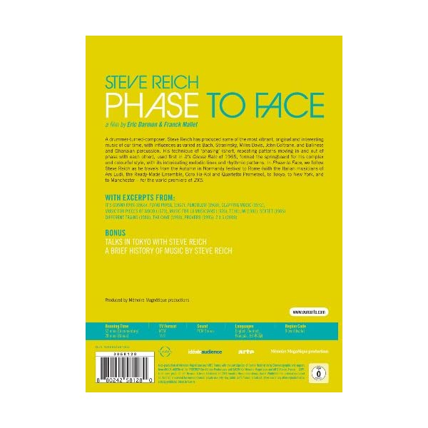 Phase to Face [DVD] [Im...の紹介画像3