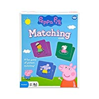 Wonder Forge Peppa Pig Matching Game, Pink [並行輸入品]