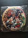 東京ディズニーシー リズム オブ ザ ワールド ファイナル 2006 缶バッチ ミッキー ミニー ドナルド チップ デール