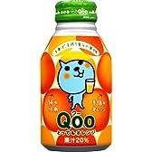コカ・コーラ ミニッツメイド Qoo オレンジ 300mlボトル缶×24本