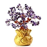 morningplace 招財樹 装飾品(紫水晶)