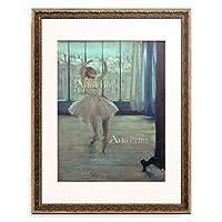 エドガー・ドガ Edgar Degas 「La danseuse chez le photographe」 額装アート作品