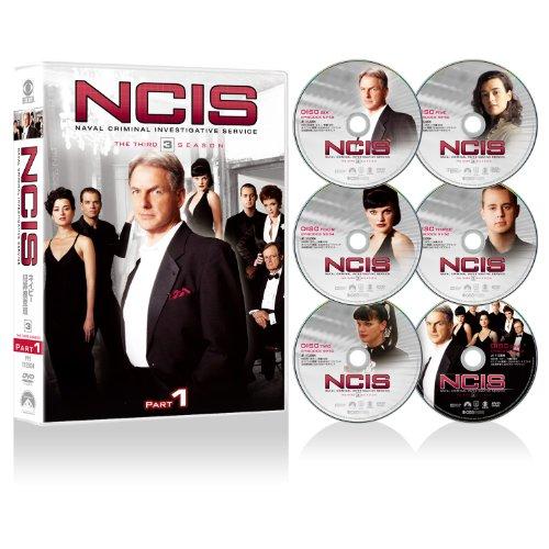 NCIS ネイビー犯罪捜査班 シーズン3 DVD-BOX Part1(6枚組)の詳細を見る
