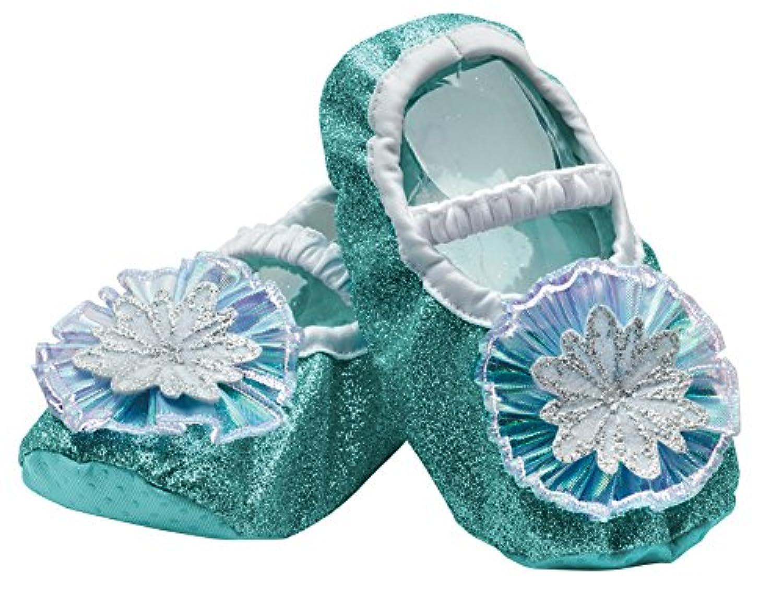 Frozen: Elsa Slippers For Toddlers [並行輸入品]
