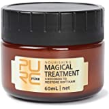 PURC Conditioner, Firstfly Advanced Molecular Keratin Magical Hair Treatment Mask Professtional Hair Conditioner, 5 Seconds R