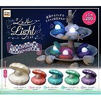 シェル ライト Light コロコロコレクション 全5種セット ガチャガチャ