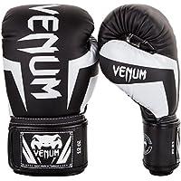 VENUM [ヴェヌム] ボクシンググローブ Elite エリート(黒/白) (16oz)