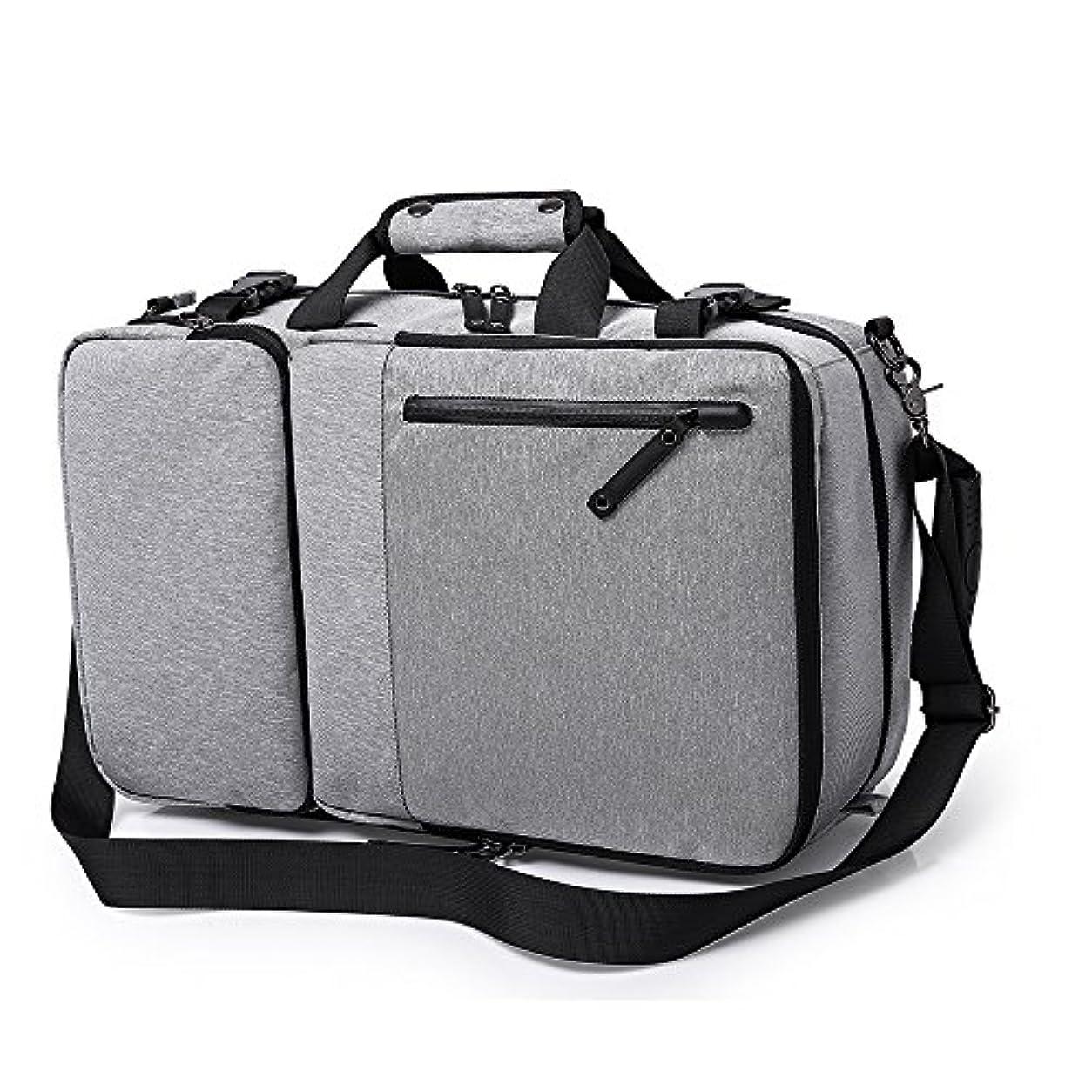 パドル簡単に一般的にビジネスリュック 3way メンズ 出張 旅行 多機能 撥水加工 ビジネスバッグ リュックサック 大容量 通勤