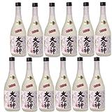 壱岐麦焼酎 大魔神25度720ml瓶 1ケース(12本)