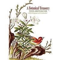 Pierre-Joseph Buchoz A Botanical Treasury 2018 Engagement Planner Calendar [並行輸入品]