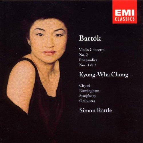 Bartok;Violin Concerto No 2
