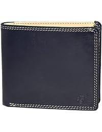 【BRITISH GREEN】ブリティッシュグリーン ブライドルレザーダブルステッチ二つ折り財布