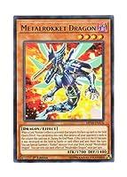 遊戯王 英語版 MP18-EN176 Metalrokket Dragon メタルヴァレット・ドラゴン (レア) 1st Edition